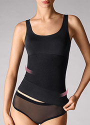 Wolford Opaque Naturel Forming Top Zoom 1