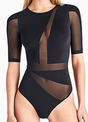 Wolford Sail Print String Body Zoom 3