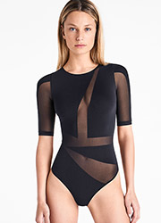 Wolford Sail Print String Body Zoom 1