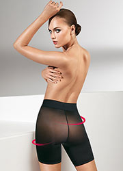 Wolford Sheer Touch Control Shorts Zoom 3