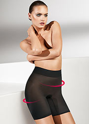 Wolford Sheer Touch Control Shorts Zoom 2