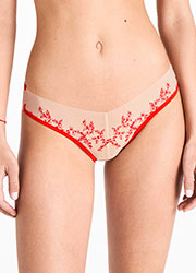 Wolford Sweet Tendril Tanga Brief Zoom 1