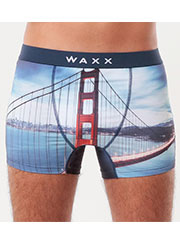 Waxx Mens Bridge Boxer